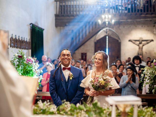 La boda de Luciano y Patricia en Amandi, Lugo 34
