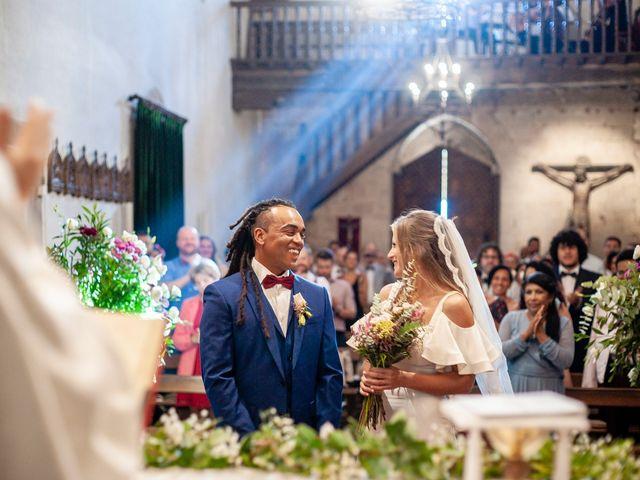 La boda de Luciano y Patricia en Amandi, Lugo 35