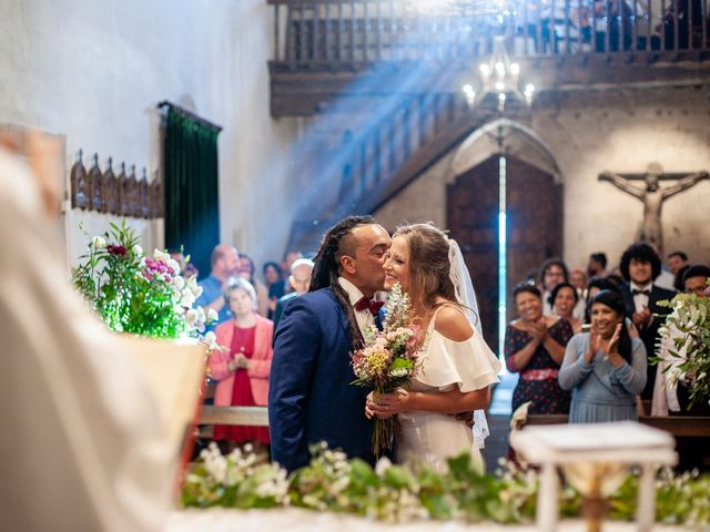 La boda de Luciano y Patricia en Amandi, Lugo 36