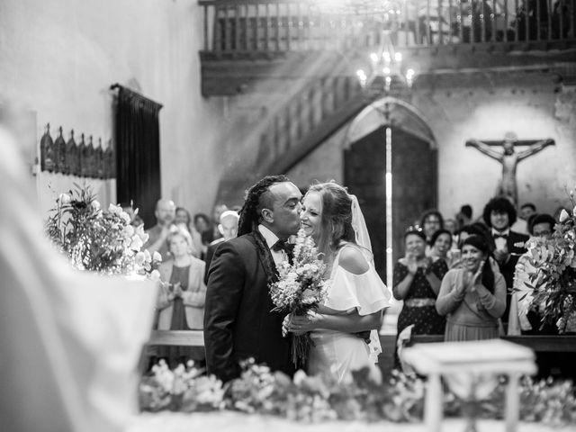 La boda de Luciano y Patricia en Amandi, Lugo 37