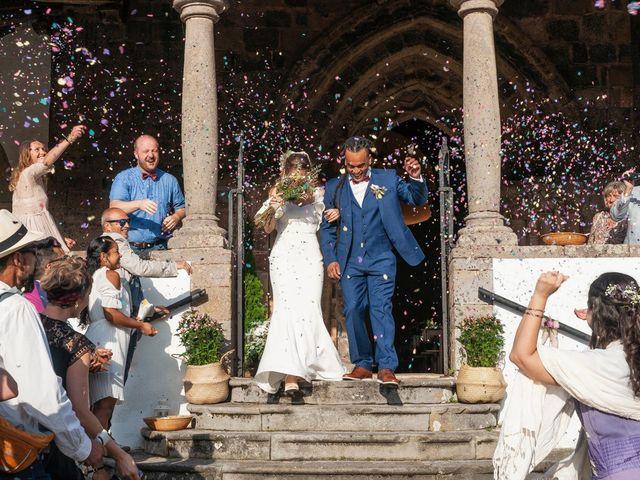 La boda de Luciano y Patricia en Amandi, Lugo 41