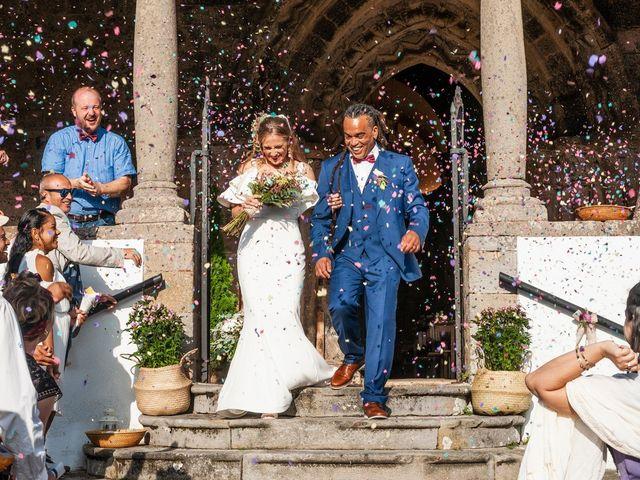 La boda de Luciano y Patricia en Amandi, Lugo 42