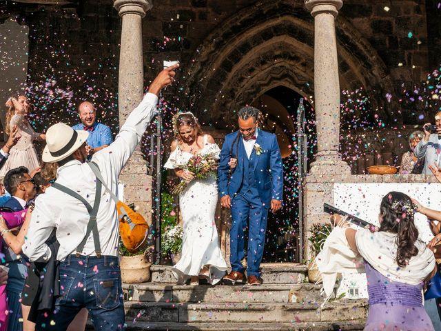 La boda de Luciano y Patricia en Amandi, Lugo 43