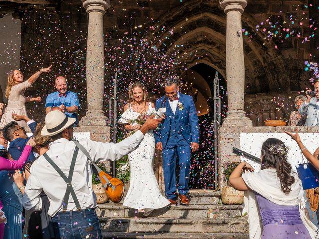 La boda de Luciano y Patricia en Amandi, Lugo 44