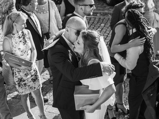 La boda de Luciano y Patricia en Amandi, Lugo 46