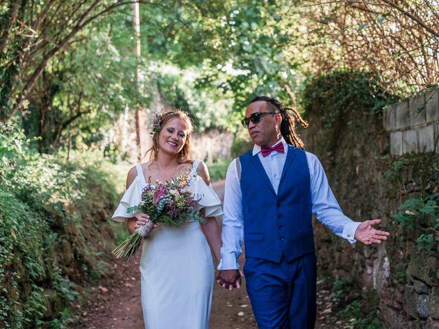La boda de Luciano y Patricia en Amandi, Lugo 47