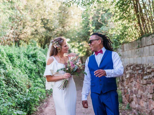 La boda de Luciano y Patricia en Amandi, Lugo 48