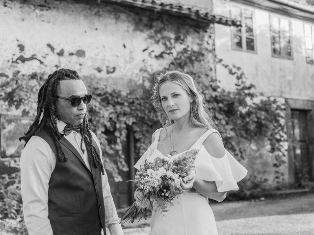 La boda de Luciano y Patricia en Amandi, Lugo 50
