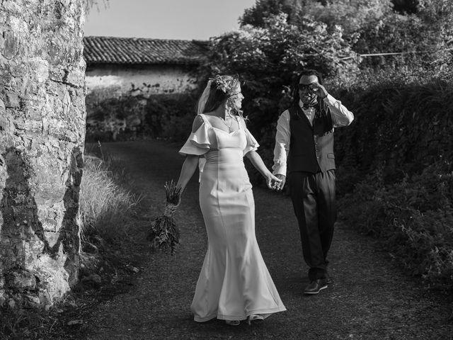 La boda de Luciano y Patricia en Amandi, Lugo 51