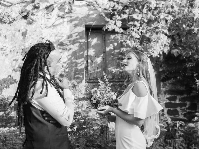 La boda de Luciano y Patricia en Amandi, Lugo 56