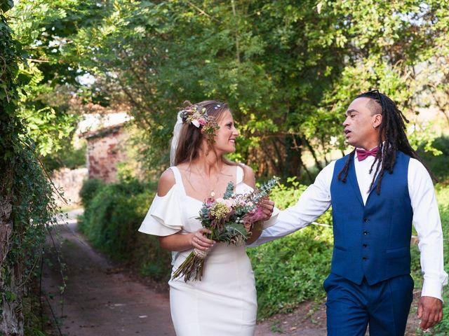 La boda de Luciano y Patricia en Amandi, Lugo 57