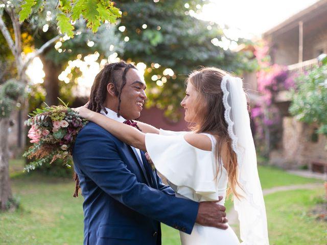 La boda de Luciano y Patricia en Amandi, Lugo 65