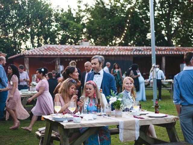 La boda de Luciano y Patricia en Amandi, Lugo 80