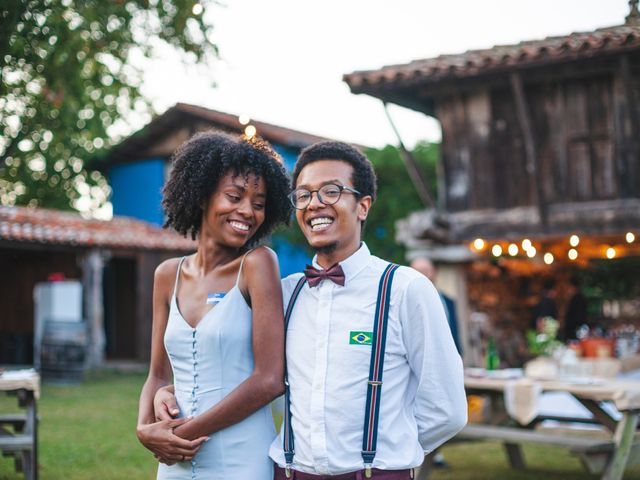 La boda de Luciano y Patricia en Amandi, Lugo 81
