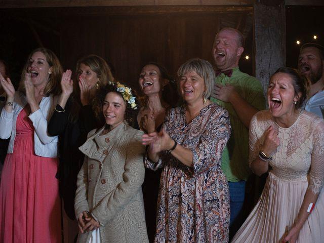 La boda de Luciano y Patricia en Amandi, Lugo 92