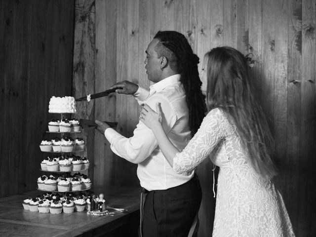 La boda de Luciano y Patricia en Amandi, Lugo 93