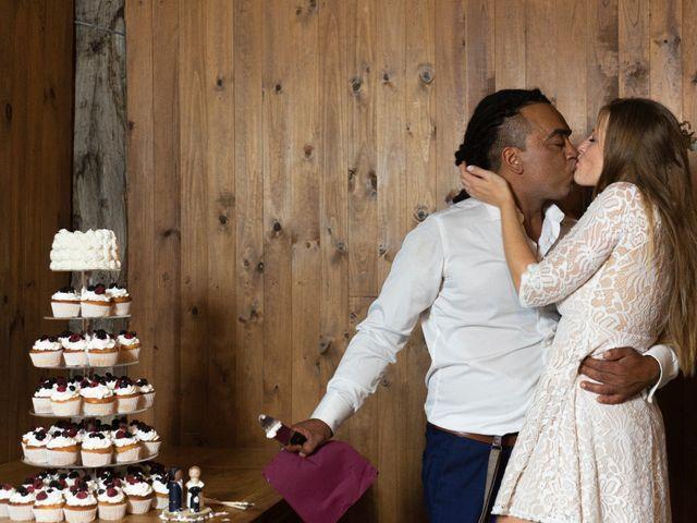 La boda de Luciano y Patricia en Amandi, Lugo 95