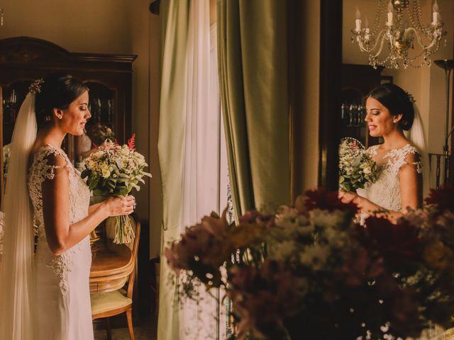 La boda de Antonio y Lorena en Espartinas, Sevilla 5