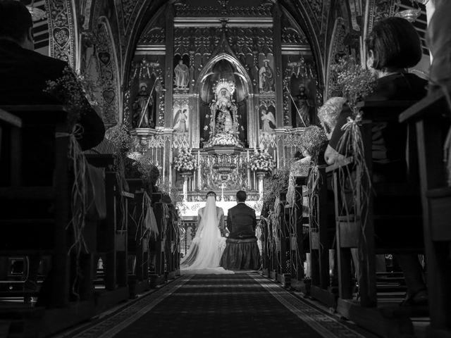 La boda de Antonio y Lorena en Espartinas, Sevilla 8
