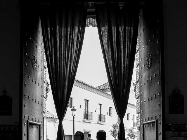La boda de Antonio y Lorena en Espartinas, Sevilla 12