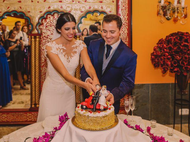 La boda de Antonio y Lorena en Espartinas, Sevilla 15