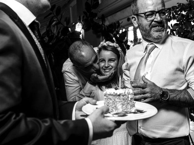 La boda de Antonio y Lorena en Espartinas, Sevilla 22
