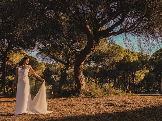 La boda de Antonio y Lorena en Espartinas, Sevilla 25