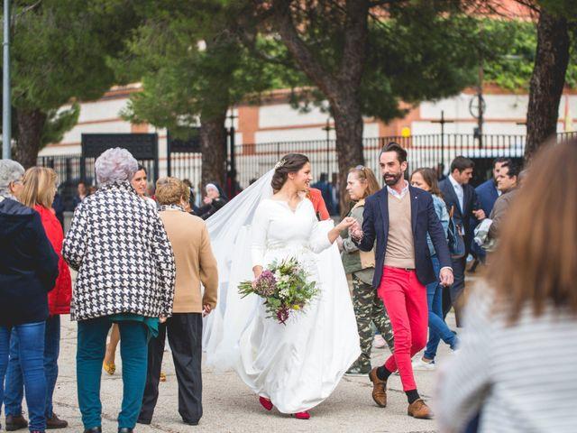 La boda de Jose y Rocío en Getafe, Madrid 17