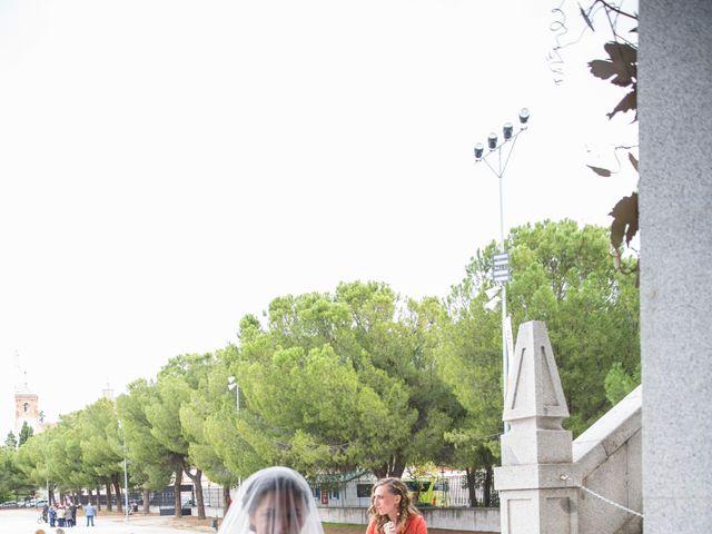 La boda de Jose y Rocío en Getafe, Madrid 19