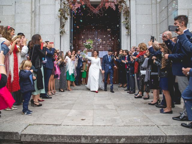 La boda de Jose y Rocío en Getafe, Madrid 22