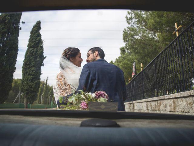 La boda de Jose y Rocío en Getafe, Madrid 24