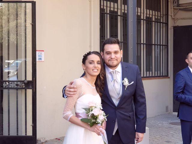 La boda de Nicolás y Saray  en Terrassa, Barcelona 1