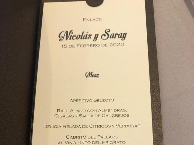 La boda de Nicolás y Saray  en Terrassa, Barcelona 7