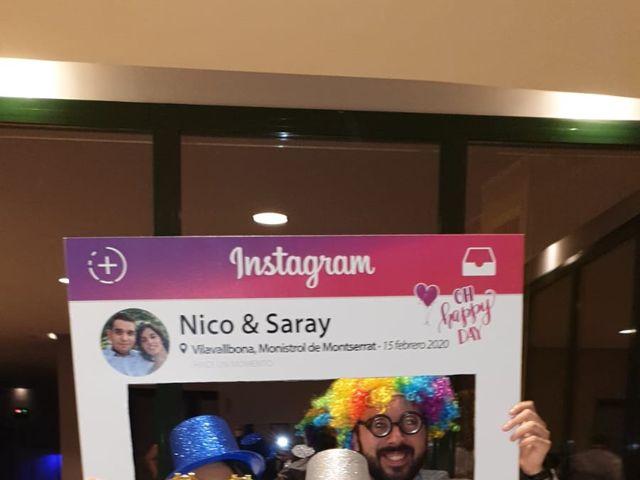 La boda de Nicolás y Saray  en Terrassa, Barcelona 8