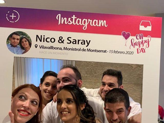 La boda de Nicolás y Saray  en Terrassa, Barcelona 11