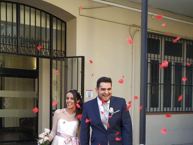 La boda de Nicolás y Saray  en Terrassa, Barcelona 16
