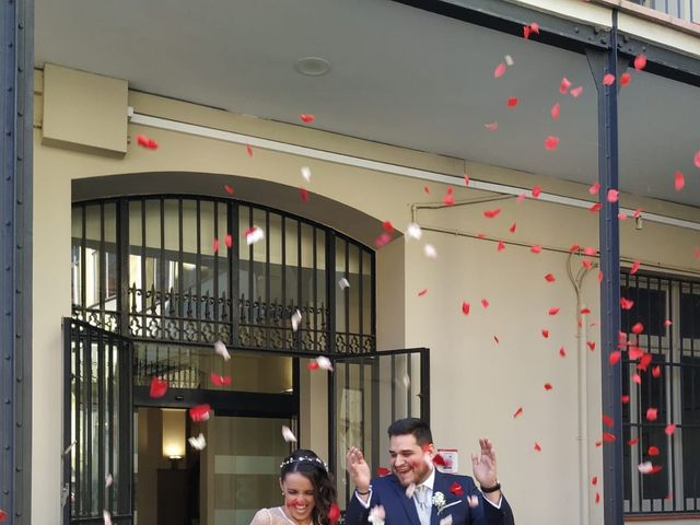 La boda de Nicolás y Saray  en Terrassa, Barcelona 17