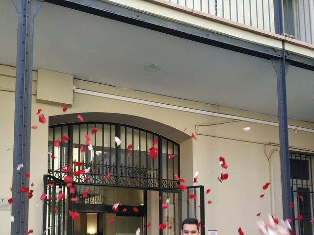 La boda de Nicolás y Saray  en Terrassa, Barcelona 18