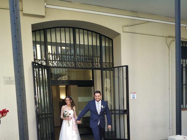 La boda de Nicolás y Saray  en Terrassa, Barcelona 19