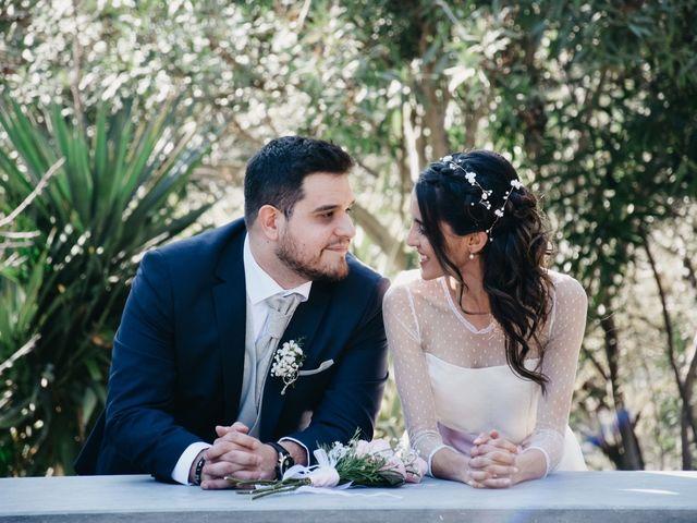 La boda de Saray  y Nicolás