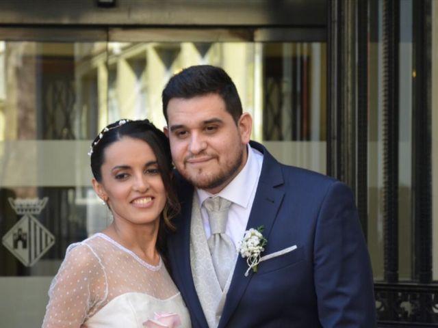 La boda de Nicolás y Saray  en Terrassa, Barcelona 24