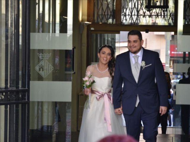 La boda de Nicolás y Saray  en Terrassa, Barcelona 25