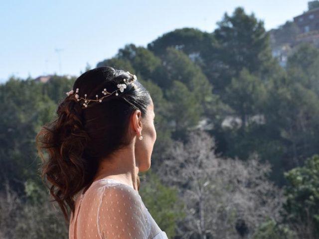 La boda de Nicolás y Saray  en Terrassa, Barcelona 30
