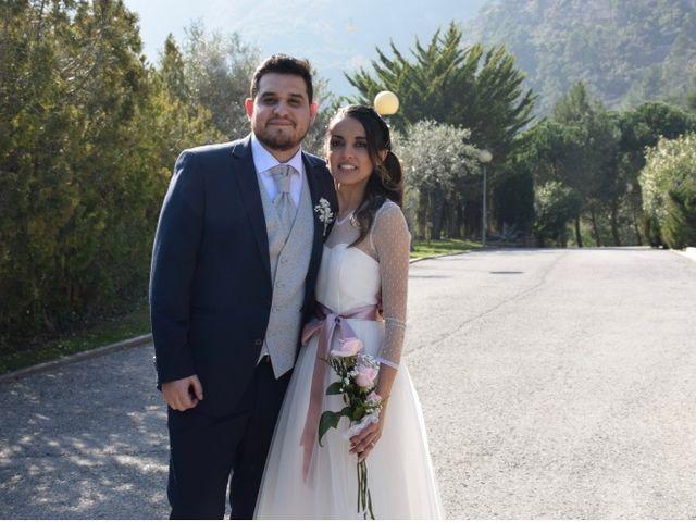 La boda de Nicolás y Saray  en Terrassa, Barcelona 40