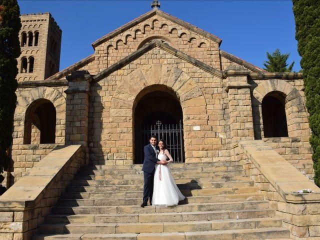 La boda de Nicolás y Saray  en Terrassa, Barcelona 43
