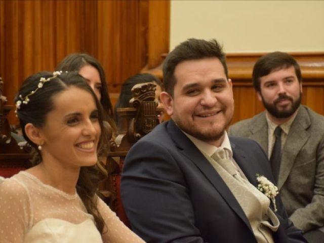 La boda de Nicolás y Saray  en Terrassa, Barcelona 57