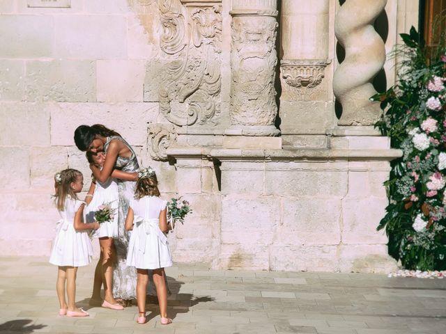 La boda de Juanjo y Bárbara en Alacant/alicante, Alicante 14