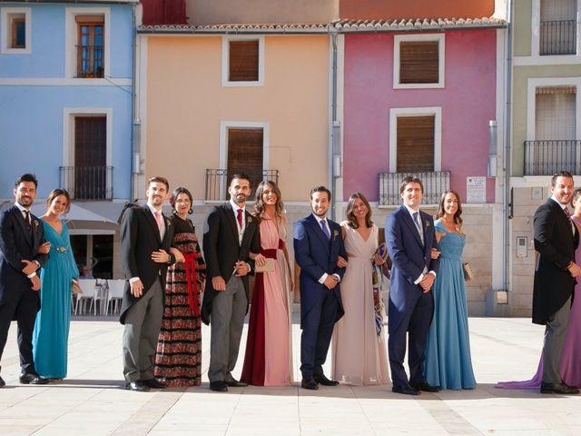 La boda de Juanjo y Bárbara en Alacant/alicante, Alicante 15