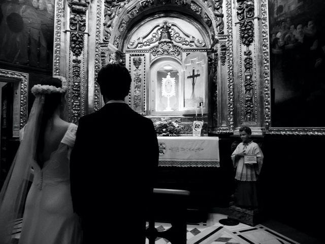La boda de Juanjo y Bárbara en Alacant/alicante, Alicante 22