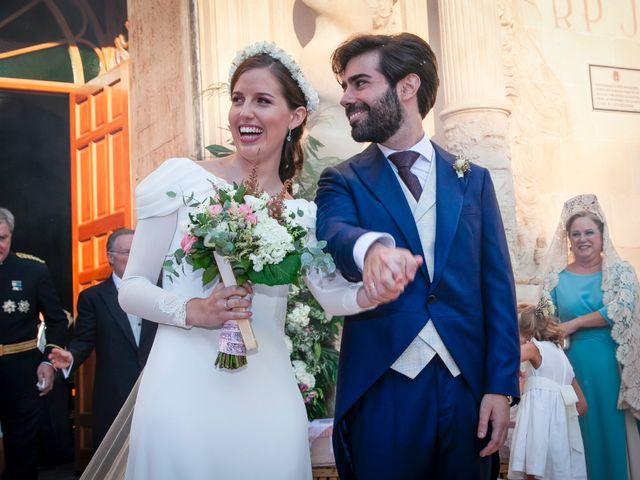 La boda de Juanjo y Bárbara en Alacant/alicante, Alicante 24